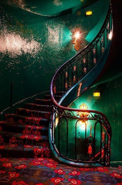 Escaleras con arte - Página 2 1427866b