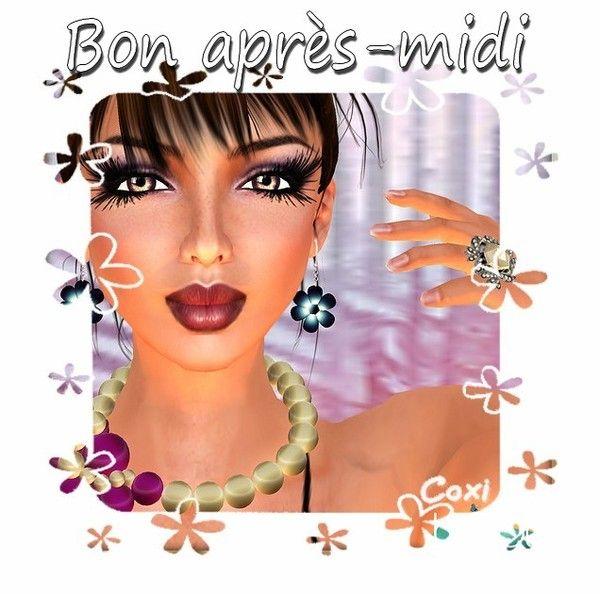 BON APRES-MIDI...POUR VOUS