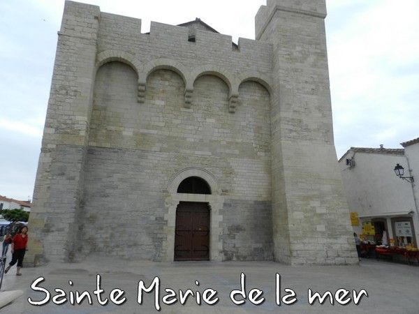 SAINTES MARIES DE LA MER